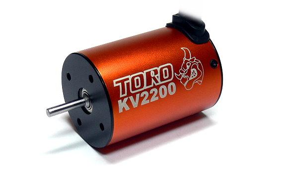 SKYRC TORO RC Model 2200 KV 4 Poles Sensorless Brushless Motor IM744