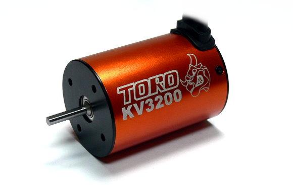 SKYRC TORO RC Model 3200 KV 4 Poles Sensorless Brushless Motor IM752