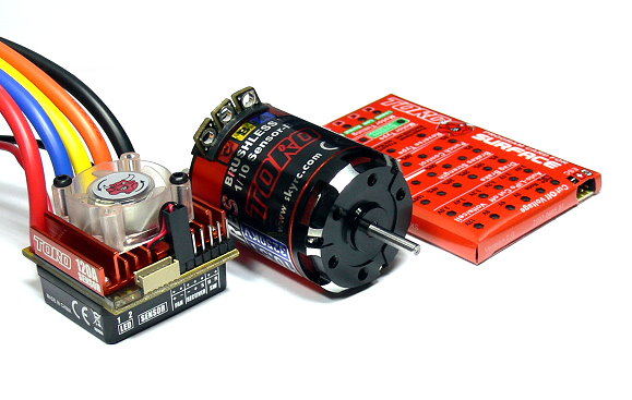 Skyrc Toro 3250kv 10 5t Ares Sensored Brushless Motor Rc