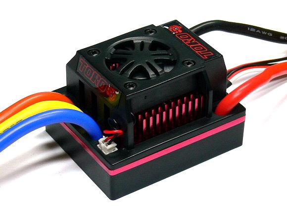 SKYRC TORO RC Model Brushless Motor 80A ESC Speed Controller for 1/8 Car SL762