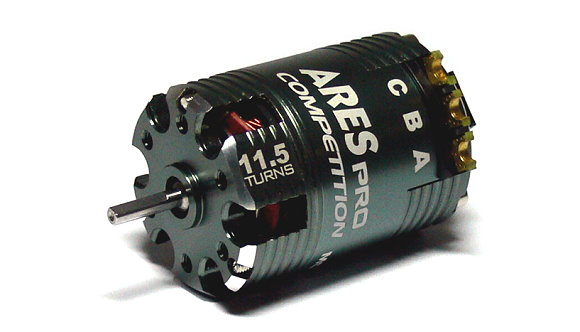 SKYRC TORO RC Model ARES Pro 3200KV 11.5T Sensored Brushless Motor IM767