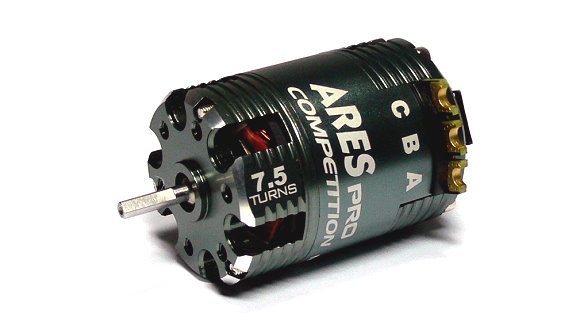 SKYRC TORO RC Model ARES Pro 4700KV 7.5T Sensored Brushless Motor IM771
