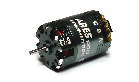 SKYRC TORO RC Model ARES Pro Spec 1760KV 21.5T Sensored Brushless Motor IM778