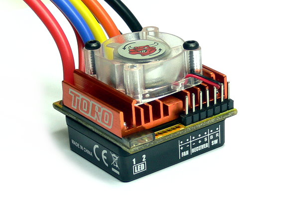 Skyrc toro c45 rc sensorless brushless motor 45a esc speed for Sensorless brushless motor controller