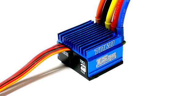 SKYRC TORO TS50 RC Sensored Brushless Motor 50A ESC Speed Controller SL719