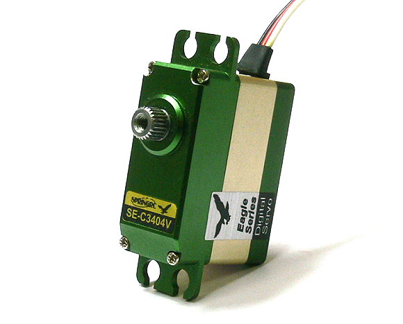 SPRINGRC Model SE-C3404V Metal Gear R/C Hobby Digital Servo SS763