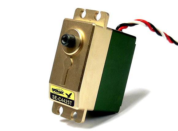 SPRINGRC Model SE-C4425T Metal Gear R/C Hobby Digital Servo SS757