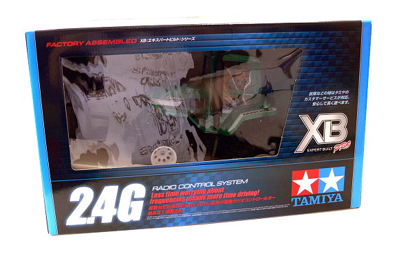 Tamiya EP RC Car 1/10 XB Expert Built Pro FARM KING WHEELIE WR02G (RTR) 57853