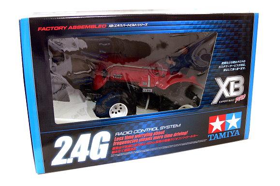 Tamiya EP RC Car 1/10 XB Expert Built Pro TUMBLING BULL WR02G 2WD (RTR) 57871