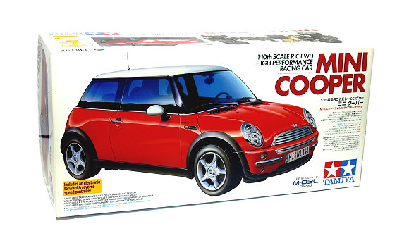 Tamiya EP RC Car 1/10 Mini Copper Racing M05L with ESC 58295