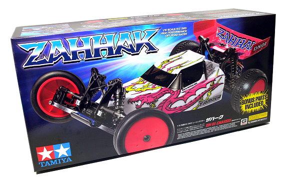Tamiya Ep Rc Car 1 10 Zahhak 2wd High Performance Off Road Racer
