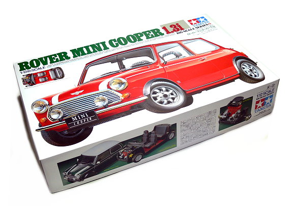 Tamiya Automotive Model 1/12 Car ROVER MINI COOPER 1.3i Scale Hobby 12031