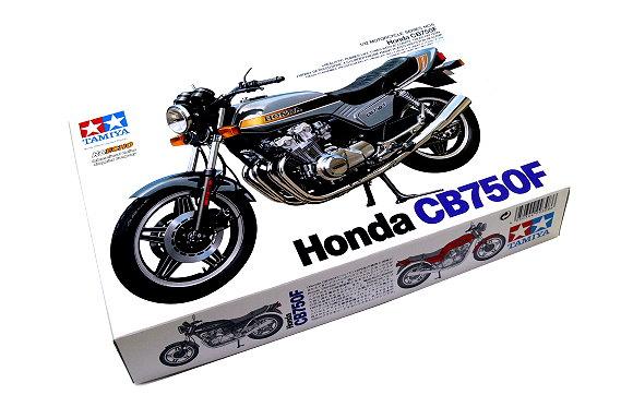 Tamiya Motorcycle Model 1/12 Motorbike Honda CB750F Scale Hobby 14006