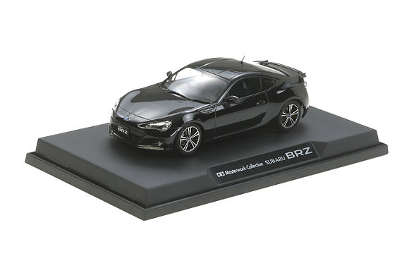Tamiya Automotive Model 1/24 Car SUBARU BRZ Crystal Black Silica Finished 21129