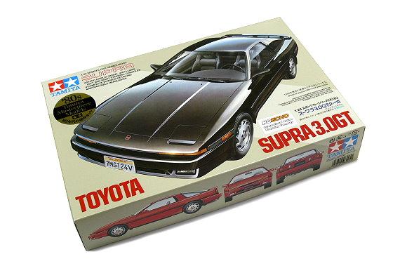 Tamiya Automotive Model 1/24 Car Tiyota Supra 3.0GT Scale Hobby 24062