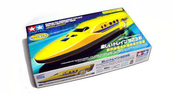 Tamiya Railway Fun Shinkansen Series 1/32 No.03 MULTIPLE INSPECTION TRAIN 17803