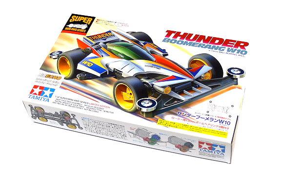 Tamiya Model Mini 4WD Racing Car 1/32 Thunder Boomerang W10 Bearing 94930 AA007