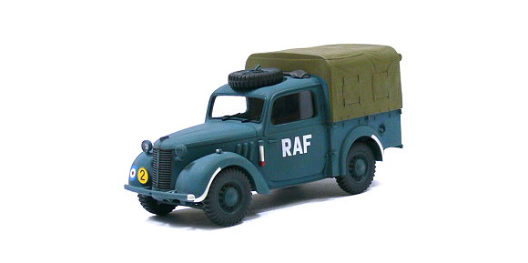 Tamiya Military Model 1/48 British Light Utility Car 10HP (Finished Model) 26543