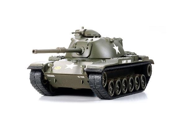 Tamiya Military Model 1/48 U.S. Tank M60 Advancing Mini Tank Series No.1 30102