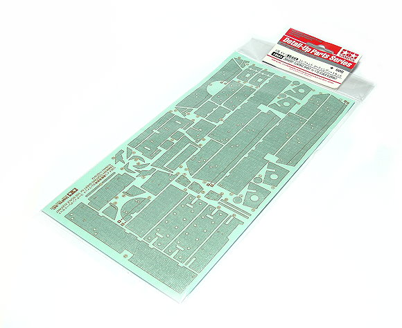 Tamiya Military Model Photo-Etched 1/35 Elefant Zimmerit Coating Sheet 12644