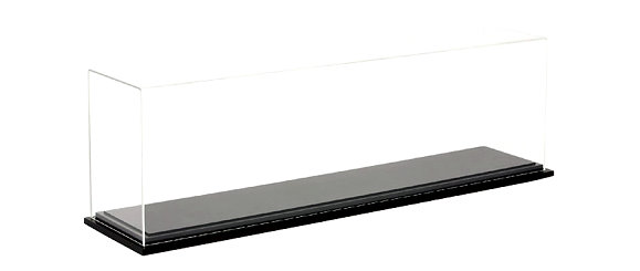Tamiya Model Craft Tools 1/350 Display Base w/Wooden Base (824x164x237mm) 73019