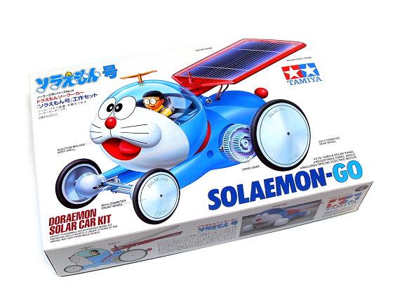 Tamiya Dynamic Model Educational Doraemon Solar Car Kit Solaemon-Go 76008