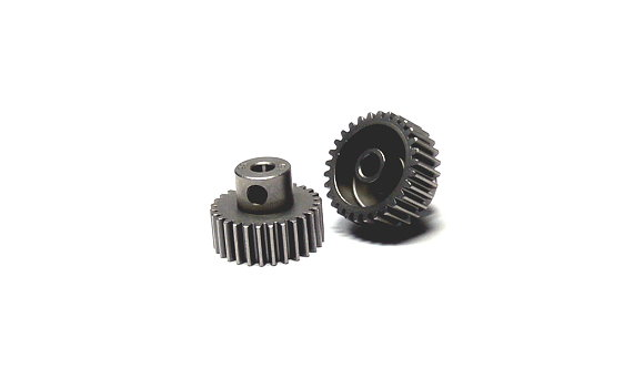 Tamiya RC Model 48 Pitch R/C Hobby Pinion Gear (28T, 29T) 54383