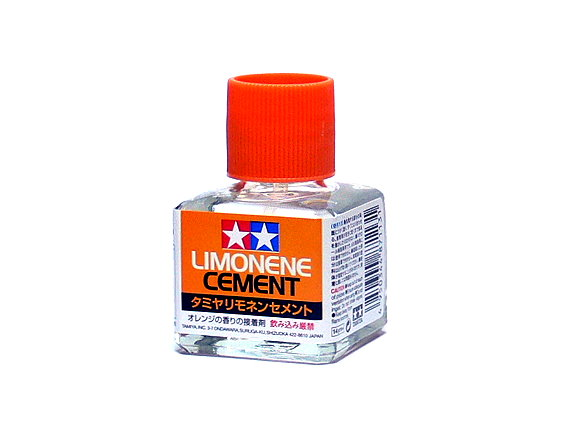 Tamiya Model Paints & Finishes Paint Limonene Cement 87113