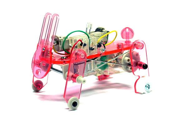 Tamiya ROBO Model Craft Mechanical Rabbit Robot (Finished Model) Hobby 89901