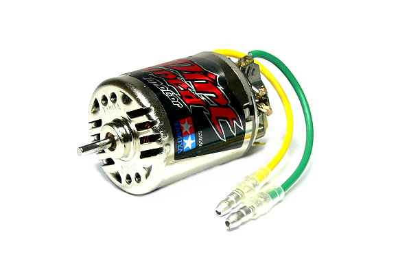 Tamiya RC Model Dirt-Tuned Motor 27T R/C Hobby Brushed Motor 53929