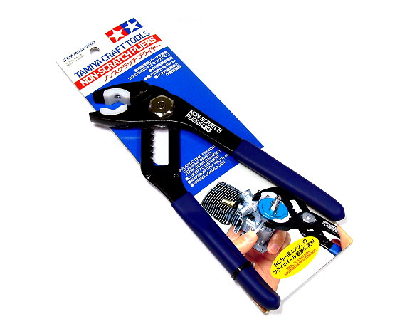 Tamiya Model Craft Tools Non Scratch Pliers 74061