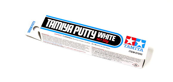 Tamiya Model Paints & Finishes Putty White Net 32g 87095