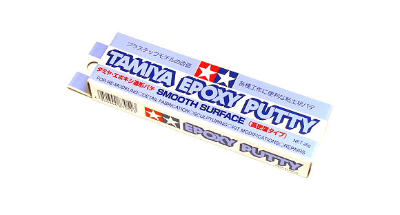 Tamiya Model Craft Tools Epoxy Putty Smooth Surface 87052