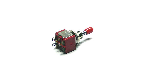 Tamiya Dynamic Model Educational 6P Toggle Switch 75017