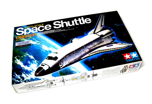 Tamiya Space Model 1/100 Space Shuttle Orbiter Scale Hobby 60401