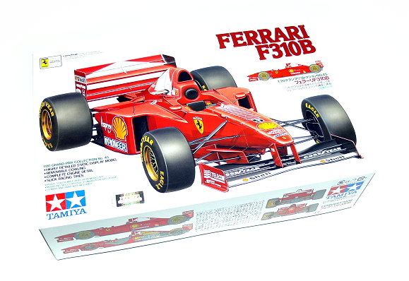 Tamiya Automotive Model 1/20 Car Ferrari F310B Sport Car Scale Hobby 20045