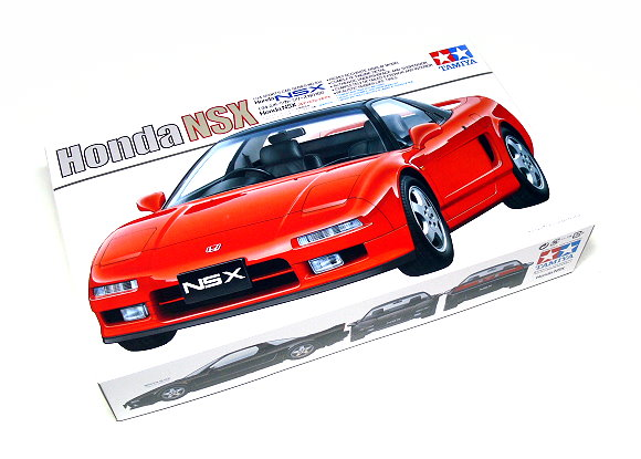 Tamiya Automotive Model 1/24 Car Honda NSX Scale Hobby 24100