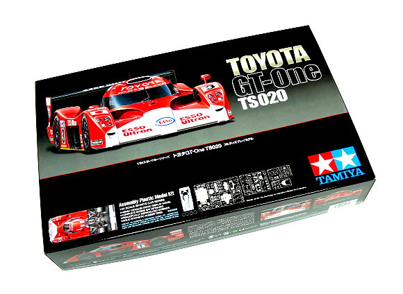 Tamiya Automotive Model 1/24 Car TOYOTA GT-One TS020 Scale Hobby 24222
