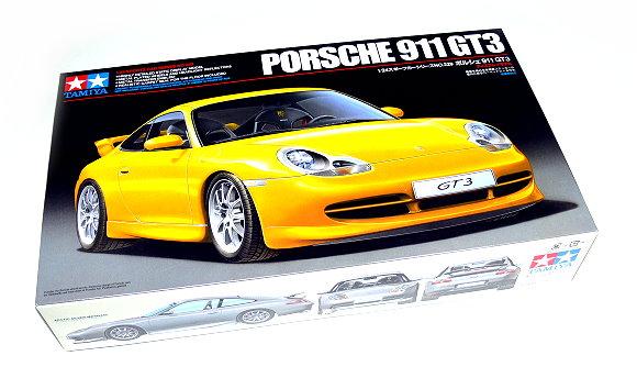 Tamiya Automotive Model 1/24 Car Porsche 911 GT3 Scale Hobby 24229