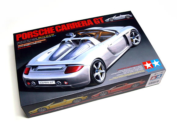 Tamiya Automotive Model 1/24 Car Porsche Carrera GT Scale Hobby 24275