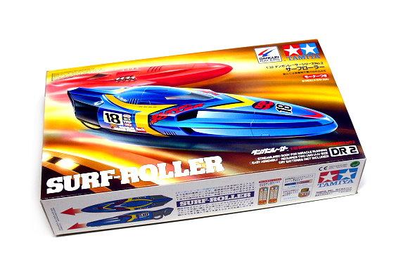 Tamiya Model Dangun Racer Series 1/32 DR 2 SURF-ROLLER DR-2 Hobby Car 17602