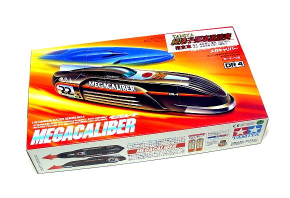 Tamiya Model Dangun Racer Series 1/32 DR 4 MEGACALIBER DR-4 Hobby Car 17604