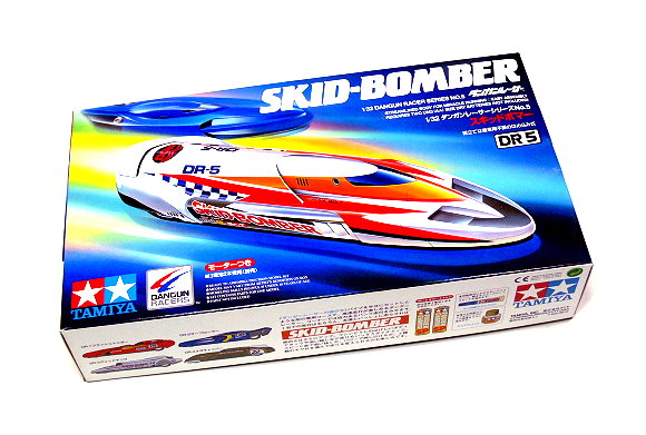 Tamiya Model Dangun Racer Series 1/32 DR 5 SKID-BOMBER Car Hobby Car 17605