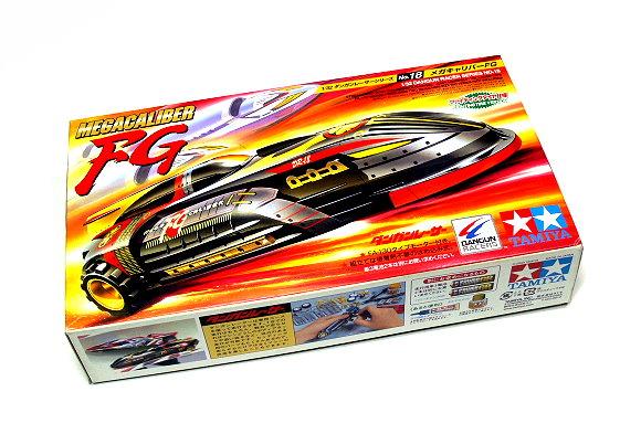 Tamiya Model Dangun Racer Series 1/32 DR 18 MEGACALIBER FG Hobby Car 17618