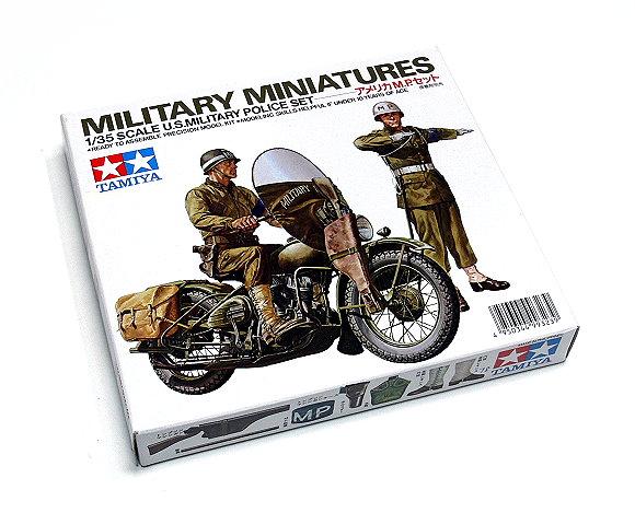 Tamiya Military Model 1/35 U.S. Military Police Set Scale Hobby 35084