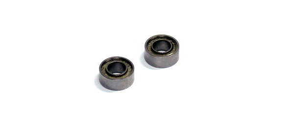 Tamiya RC Model 630 Ball Bearing (Fluorine Sealed, 2pcs) 42108