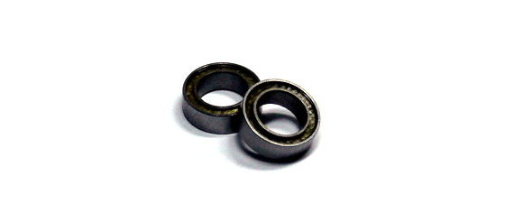 Tamiya RC Model 850 Ball Bearing (Fluorine Sealed, 2pcs) 42111