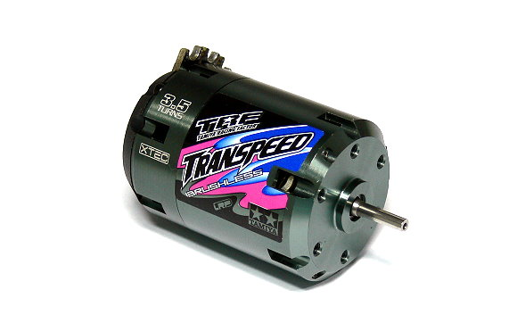 Tamiya RC Model 10000KV 3.5T LRP R/C Hobby Sensored Brushless Motor 42124