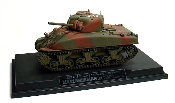 Tamiya Military Model 1/48 M4A1 Sherman Tank No.12 Scale Hobby 26519