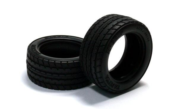 Tamiya RC Model M-Chassis 60D M-Grip Radial Tires (1 Pair) 50684